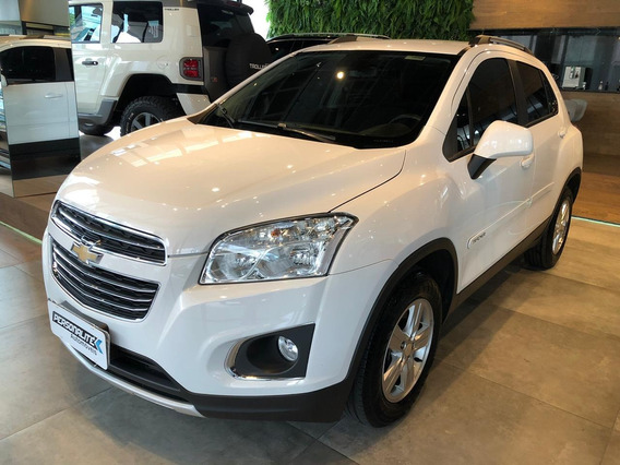 Chevrolet Tracker Lt 1.8 Automatico Flex 2016