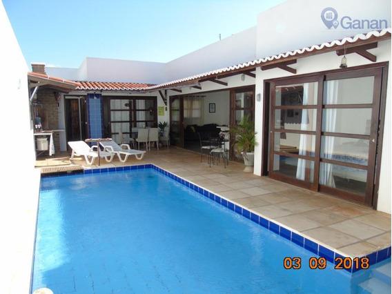 Casa Residencial À Venda, Farol Do Calcanhar, Touros. - Ca0290