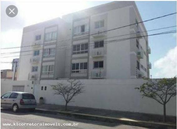 Apartamento Para Venda Em Natal, Capim Macio, 2 Dormitórios, 1 Suíte, 2 Banheiros, 1 Vaga - Ka 0575_2-739432