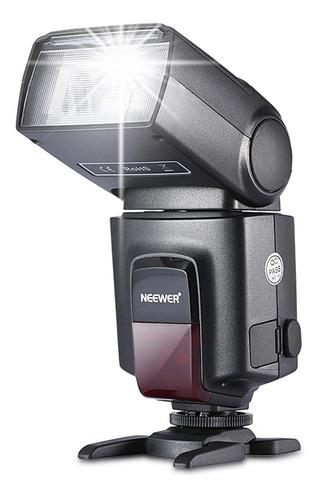 O Neewer Tt560 Para Cámara Canon Nikon Sony