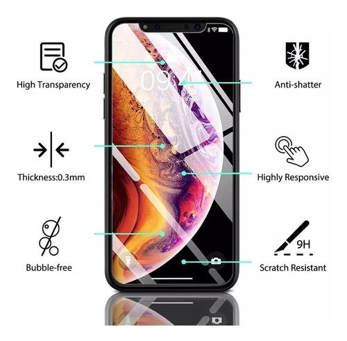 Vidrio Templado iPhone X Xs  I Phone Teléfonos Celulares
