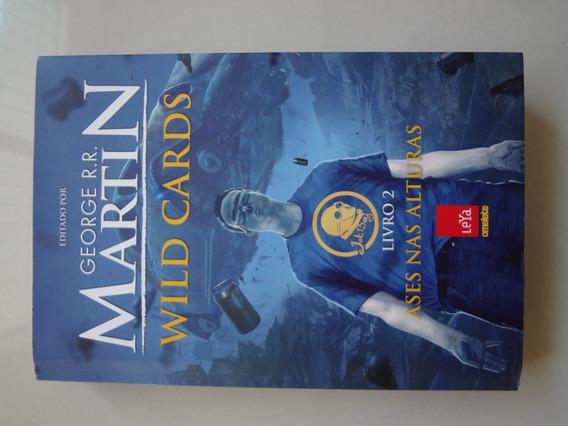 Livro Wild Cards Ases Nas Alturas Livro 2 G. Martin