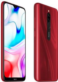 Redmi 8 64gb - Vermelho