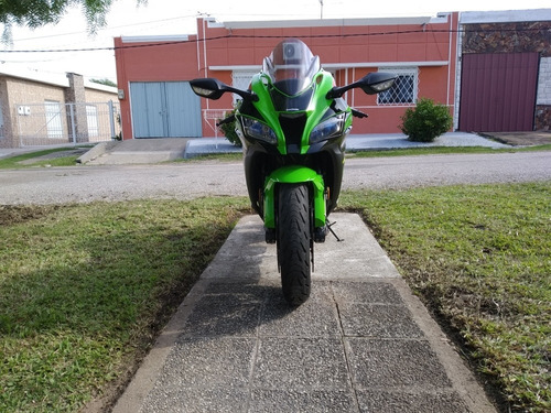 Kawasaki Krt Zx10r