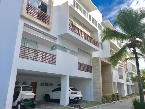 Renta Apartamento Penthouse En La Arboleda