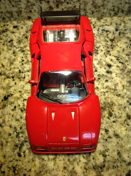 Miniatura Jouef Evolution Ferrari Gto Evoluzione Escala 1/18