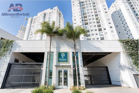 Apartamento A Venda No Bairro Jardim Ana Maria Em Jundiaí - - Ap164-1