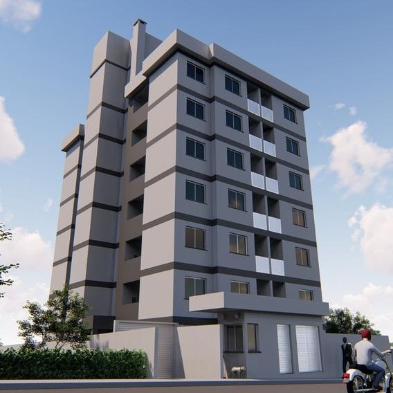 Apartamento Em Construção No Bairro Salto Weissbach, Construtora Aceita Parcelamento Da Entrada E Financiamento Pelo Minha Casa Minha Vida. - 3577488v