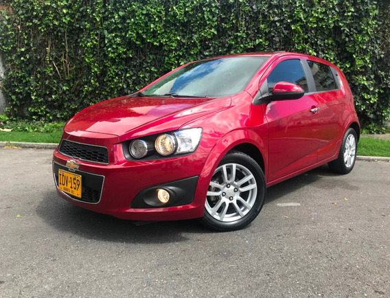 Chevrolet Sonic 5 Hb 1.6l At Lt C/a