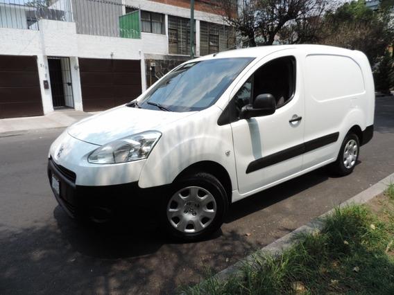 Peugeot Maxipartner 2013 Diesel Clima Bajo Km Oportunidad