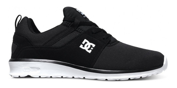 Dc Zapatillas Unisex Heathrow Bkw Negro