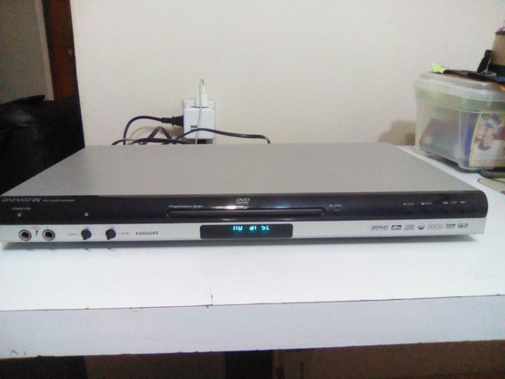 Reproductor Dvd, Karaoke Daewoo (10)