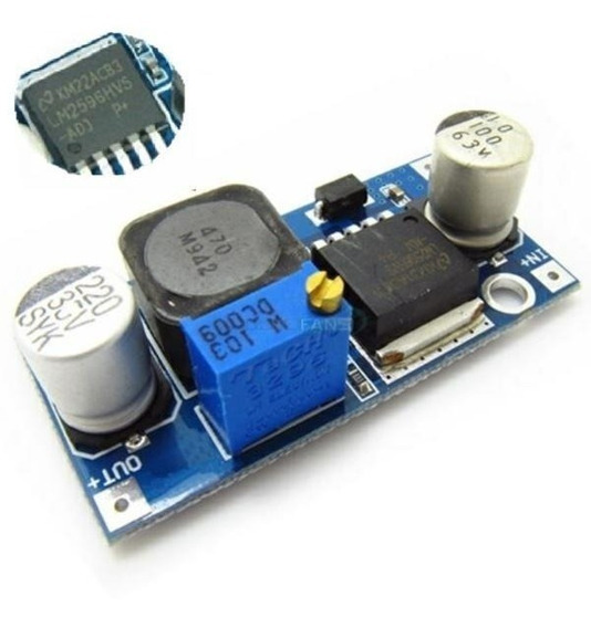 Lm2596hv Conversor Dc Dc Step Down 60v Lm2596hvs Regulador