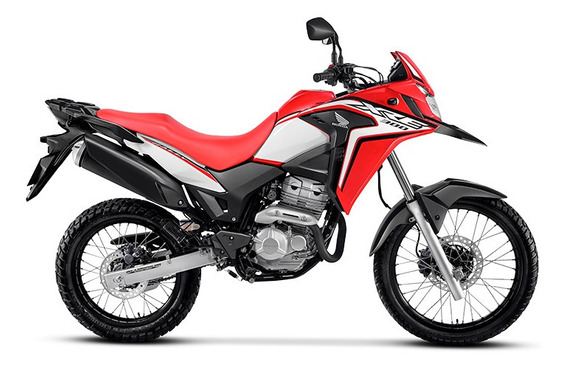 Honda Xre 300 Rally - Vermelho 0km Sem Entrada