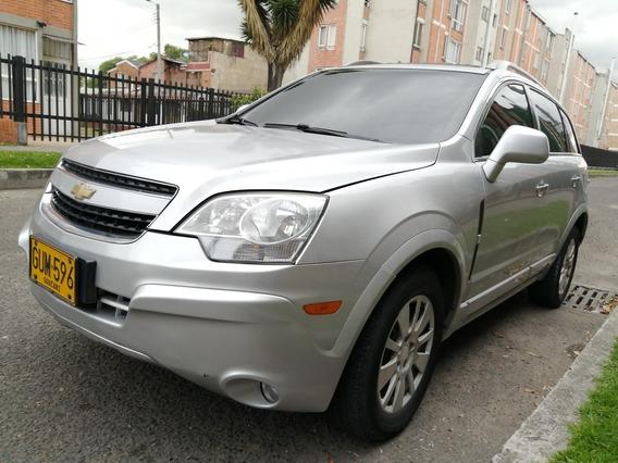 Chevrolet Captiva 2012 4x4 Sunroof Fe (duster Tucson Tracker