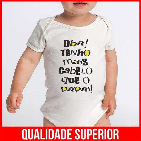 Roupas De Bebe Com Frases Criativas Bodies Curta De Bebê