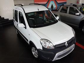 Renault Kangoo Authentique 5p 0km Anticipo, Cuota Burdeos 3