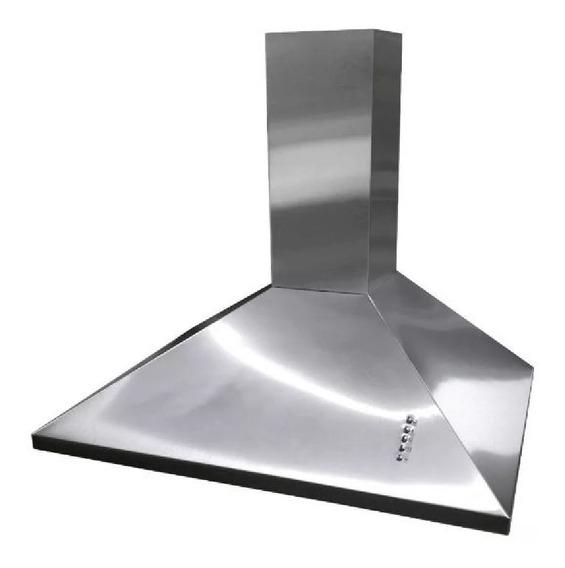 Campana Extractora Piramidal Colucci 60 Cm 3 Vel Acero Inox