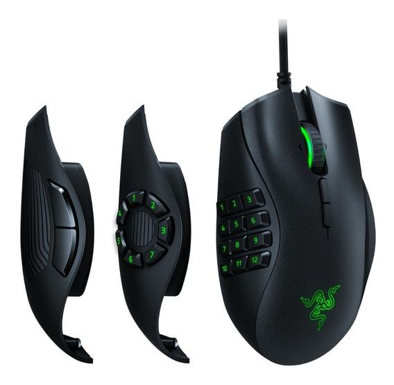 Mouse Gamer Razer Naga Trinity 5g 16000 Dpi