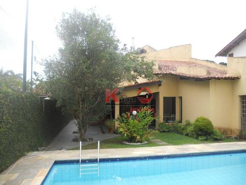 Imagem 1 de 8 de Casa Com 5 Dormitórios À Venda, 260 M² Por R$ 900.000,00 - Acapulco - Guarujá/sp - Ca1228