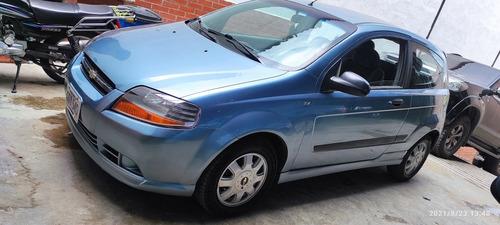 Imagen 1 de 4 de Chevrolet Aveo 3 Puertas 3 Puertas