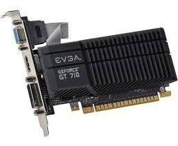 Tarjeta De Video Evga Gt 710 Geforce 2gb/64-bit/dd
