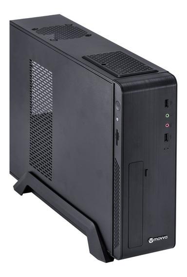 Computador Slim Hydro Amd Ryzen 3 2200g 3.5ghz 8gb