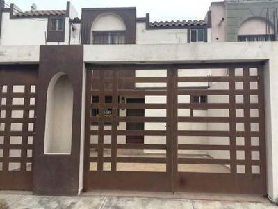 Hermosa Casa En Renta Amueblada , Real Del Valle