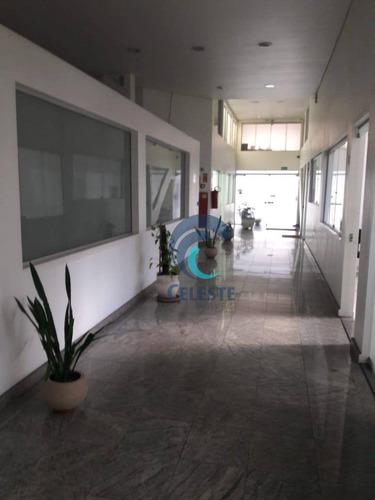 Sala Para Alugar, 70 M² - Centro - São José Dos Campos/sp - Sa0249