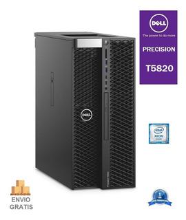 Workstation Dell Precision T5820 Xeon W-2145 64gb 1tbssd W1