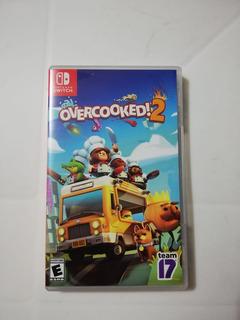 Overcooked 2 Nintendo Switch Juegos