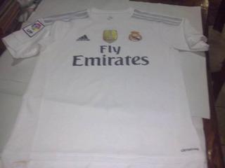 Camiseta Del Real Madrid Marca adidas Original Talle M