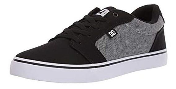 Zapatillas De Skate-dc Anvil Tx Se