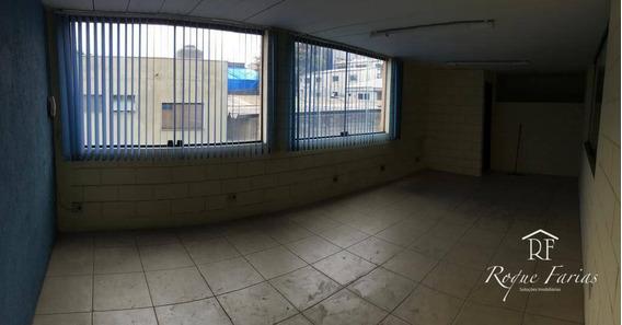 Galpão Para Alugar, 430 M² Por R$ 5.000/mês - Jardim Alvorada - Jandira/sp - Ga0062