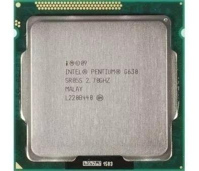 Processador Intel Soket 1155 Pentium Dual Core G630 2,70ghz