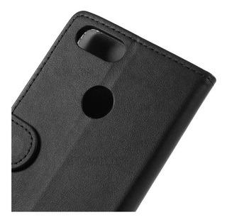 Capa Capinha Carteira Celular Zenfone Max Plus M1 + Pvidro