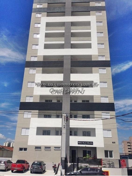 Apartamento Residencial À Venda, Vila São José, Taubaté - . - Ap1442