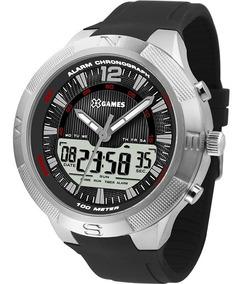 Relógio X-games Masculino Xmspa024 P2px