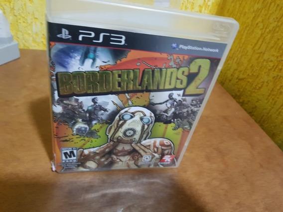 Borderlands 2 Usado Original Ps3 Midia Física