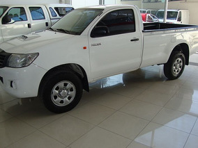 Toyota Hilux 2.5 Dx Pack 120cv 4x2 Cabina Simple