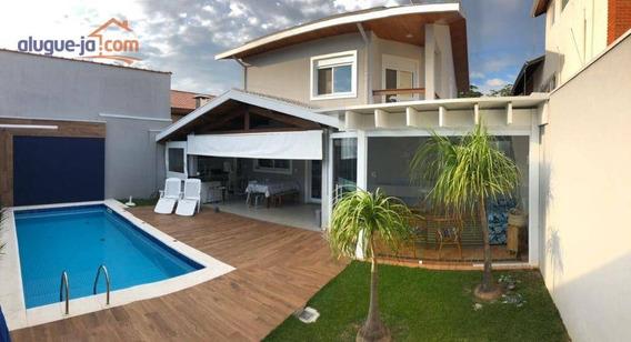 Sobrado Com 3 Dormitórios À Venda, 225 M² Por R$ 960.000,00 - Jardim Satélite - São José Dos Campos/sp - So1002
