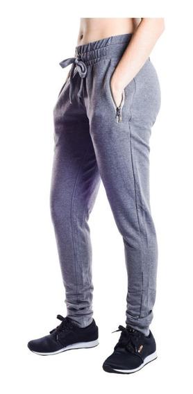 Calça Para Mulheres Lupo Sport Modelo Em Moletom