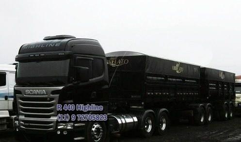 Scania R 440 Ano 2014/15 Bicaçamba (ler Descriçao)