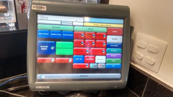 Monitor Pdv Micros 15