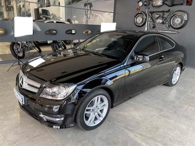 Mercedes-benz C 180 1.6 Cgi Coupe 16v Turbo Gasolina 2p
