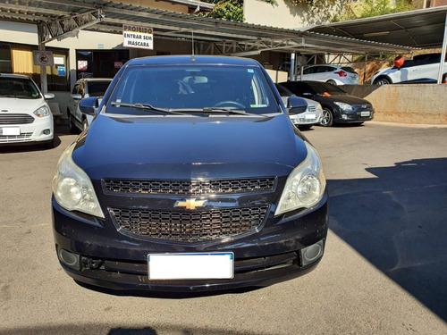 Imagem 1 de 10 de Chevrolet Agile 1.4 Mpfi Lt 8v Flex 4p Manual 2011