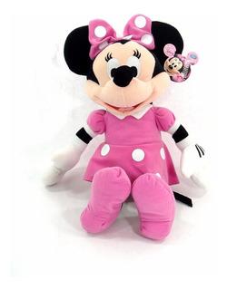 Peluche Muñeco Minnie Mouse 19 Cm Juguete
