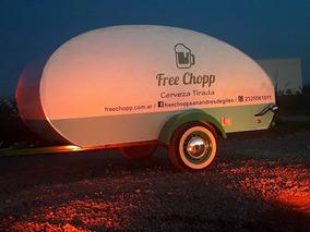 Alquiler Chopera Cerveza Tirada Lujan, Giles Beer Truck