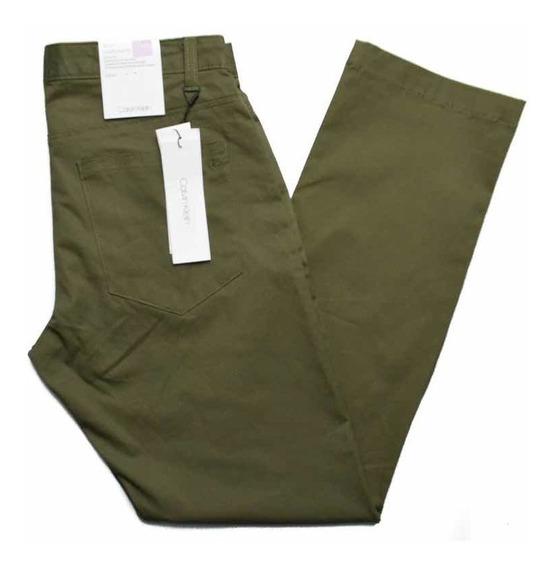 Pantalón Caballero Calvin Klein Talla 32 X 30 Envío Gratis