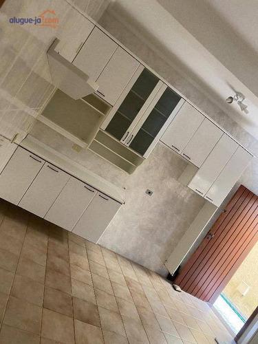 Sobrado Para Alugar, 270 M² Por R$ 4.700,00/mês - Urbanova - São José Dos Campos/sp - So1266